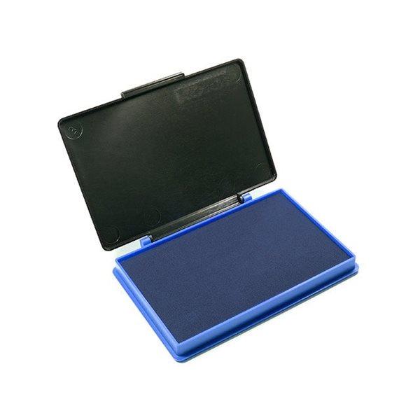 Kores Razítková poduška 7 × 11 cm - modrá