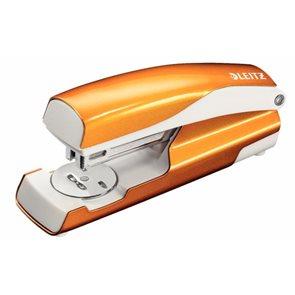 Leitz Sešívačka 5502 Nexxtseries - metalická oranžová