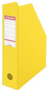 Esselte Stojan na časopisy - žlutý