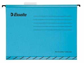 Esselte Závěsné desky Pendaflex - modré