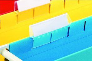Esselte Náhradní rozlišovač+štítek pro desky Pendaflex - 25ks