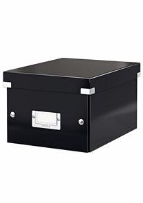 Leitz WOW  Krabice A5 - černá