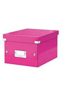 Leitz WOW  Krabice A5 - růžová