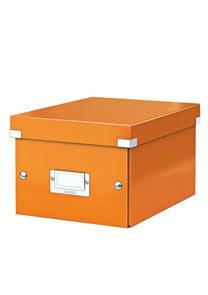 Leitz WOW Krabice A5 - oranžová
