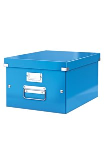 Leitz WOW Krabice A4 - modrá