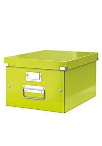 Leitz WOW Krabice A4 - zelená
