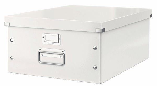 Leitz WOW Krabice A3 - bílá