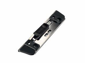 Leitz Mobilní děrovačka WOW Active 2 v 1 - černá
