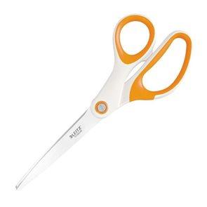 Leitz WOW Titanové nůžky - oranžová