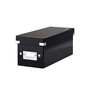 Leitz Click & Store Krabice na CD - černá