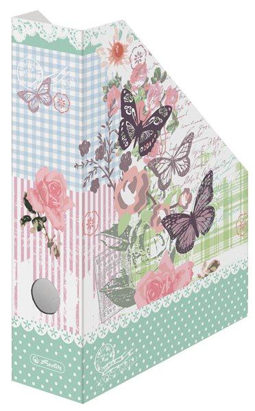 Herlitz Archivační box Ladylike - motýl, Sleva 20%