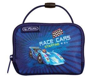 Taštička na krk velká Flexi - Race Cars