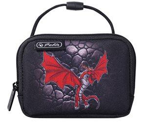 Taštička na krk velká Midi - Dragon