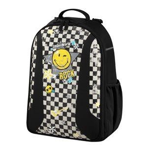 Školní batoh be. bag airgo - Smiley Rock