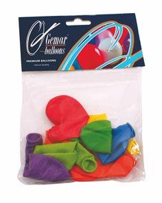 Balónky 19 cm - mix barev