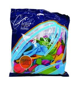 Balónky 18 cm - mix barev