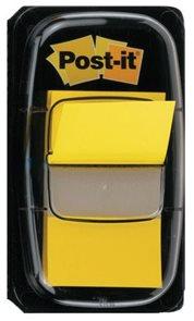 Post-it Záložky  25,4 x 43,2 mm - žluté