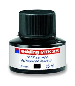 Edding Náhradní náplň pro popisovače MTK 25 - černá