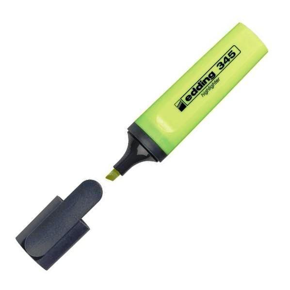 Edding 345 Zvýrazňovač - žlutý