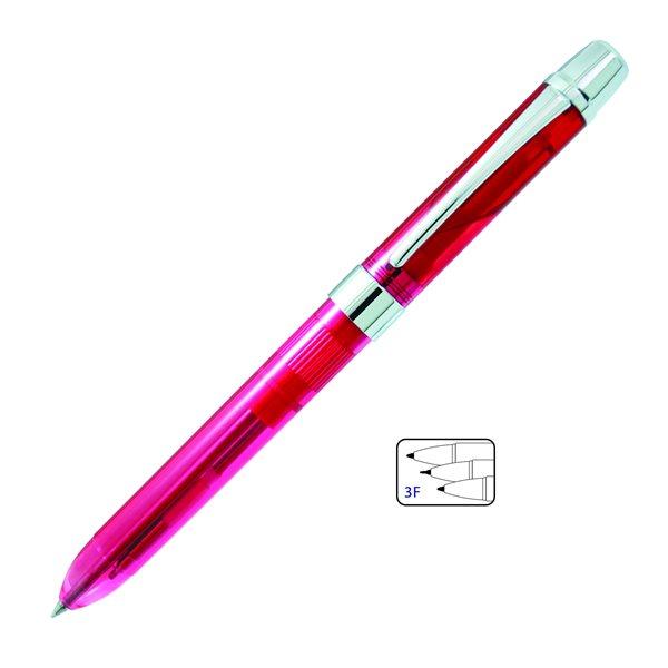 Penac Multifunkční tužka Tripen ELE-001 - červená