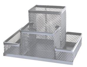 Drátěný stojánek univerzální - stříbrný