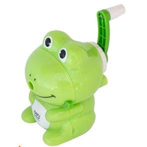 DELI Ořezávátko stolní dětské - Žabka