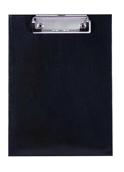 Office Jednodeska s klipem A5 - černá