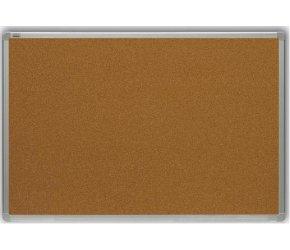 Tabule korková v hliníkovém rámu - 120 x 180 cm, Doprava zdarma