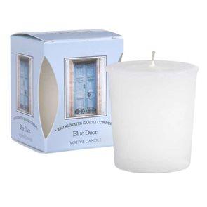 Votivní vonná svíčka Blue Door