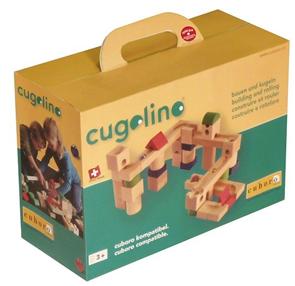 Kuličková dráha Cuboro Cugolino - základní set