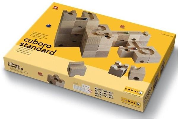 Kuličková dráha Cuboro Standard - základní set, Doprava zdarma