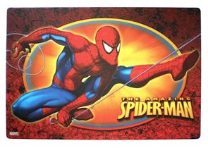 Dětské prostírání Spiderman