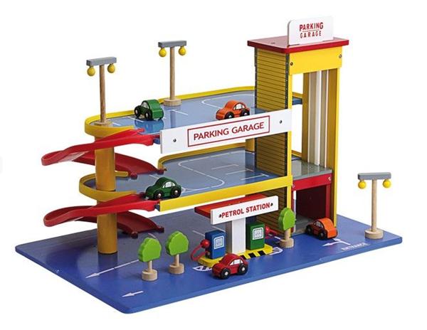 Dřevěná garáž - parkovací dům, Doprava zdarma