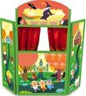 Dětské dřevěné divadlo