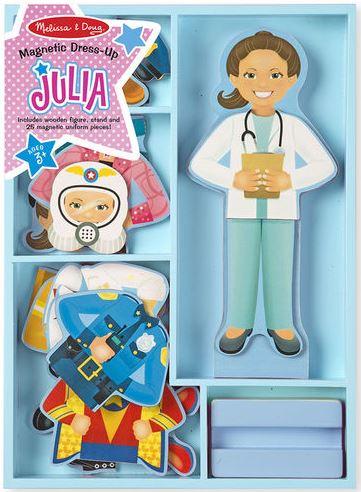 Magnetické oblékání Julia