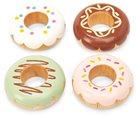 Donuty - dřevěné sladkosti