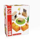 Obývák - vybavení domečku