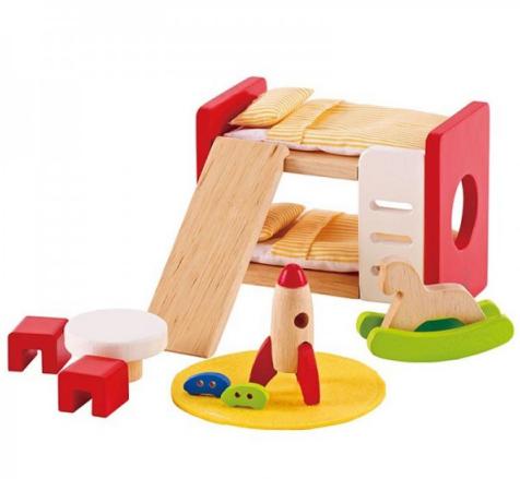 Dětský pokojík - vybavení domečku