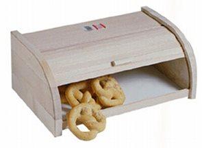 Chlebník z bukového dřeva