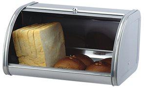 Chlebník nerezový