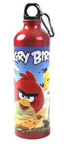 Hliníková láhev na pití Angry Birds