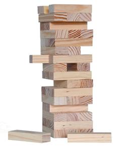 Věž Tonny - přírodní