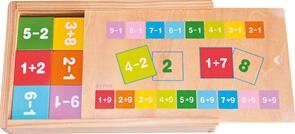 Krabička se sčítáním a odčítáním