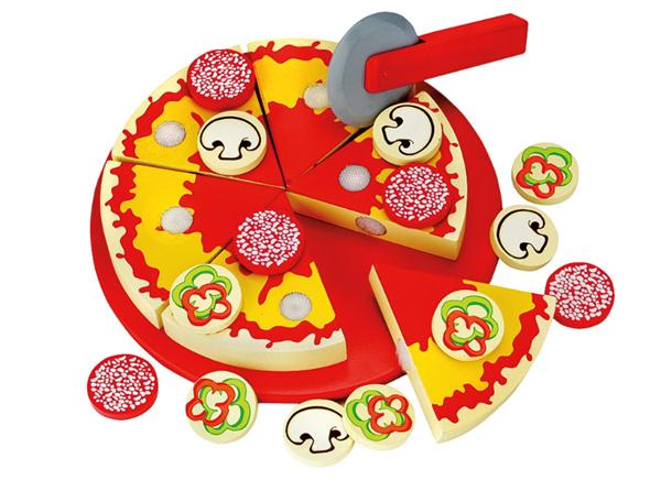 Pizza na krájení - dřevěná, Sleva 28%