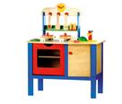 Dětská kuchyňka s příslušenstvím, 17 dílů