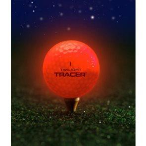 Svítící golfový míček Twilight Tracer