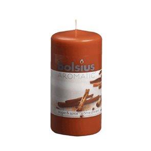 Svíčka Skořice a koření 12cm