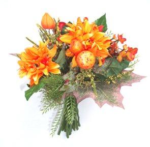 Dekorativní kytice podzimní