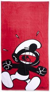 Osuška Hladový Šmoula 75 x 150