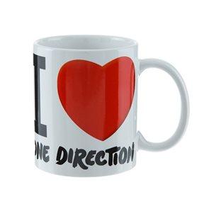 Hrnek I love One Direction